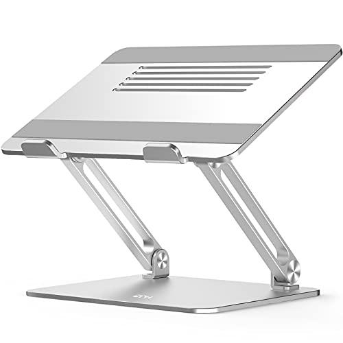 Laptop Stand, EPN Ergonomic Portable Laptop Riser Adjustable Height...