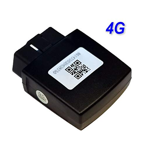 Accutracking VTPlug TK374 4G Real Time Online GPS OBD II Vehicle...
