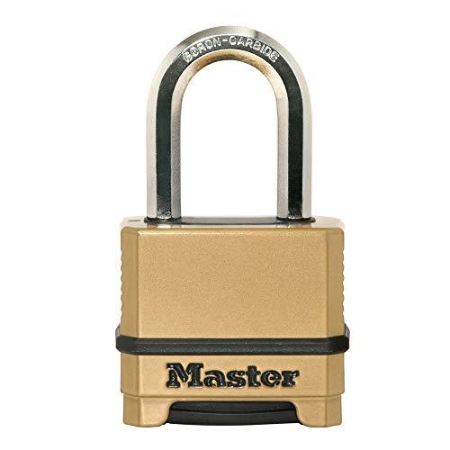 Master Lock M175XDLF Heavy Duty Outdoor Combination Lock, 1-1/2 In....