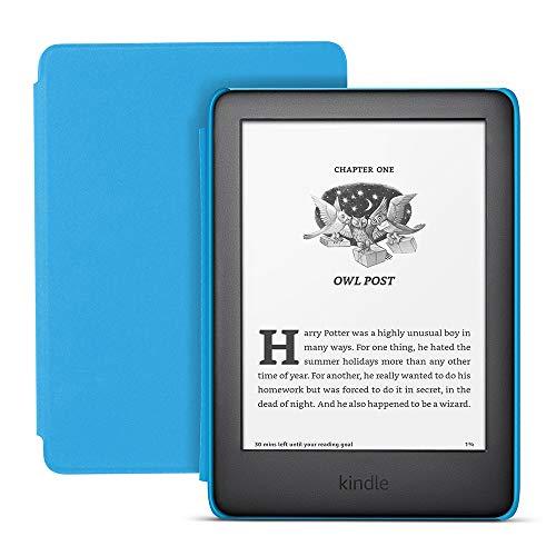 Kindle Kids Edition, a Kindle designed for kids, with parental...