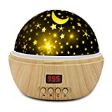 DSTANA Star Projector Night Lights for Kids with Super Timer, Best...