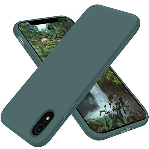 OTOFLY Compatible with iPhone XR Case 6.1 inch,[Silky and Soft Touch...
