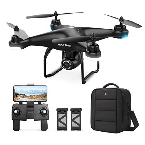 Holy Stone HS120D GPS Drone with Camera for Adults 2K UHD FPV,...