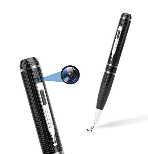 Hidden Camera Pen 32GB,FUVISION Full HD 1080P Spy Pen Camera Camcorder...