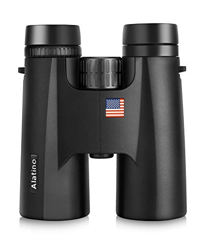 10x42 Binoculars for Adults, 18mm Large View Eyepiece Compact...