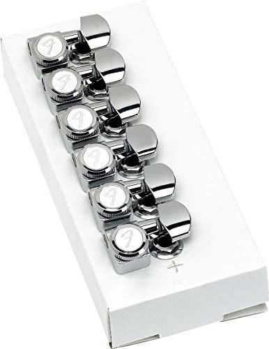 Fender Locking Tuners - Polished Chrome