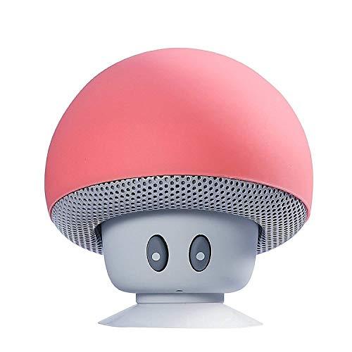 Sudroid Mushroom Mini Wireless Portable Bluetooth 4.1 Speakers with...