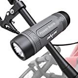 Outdoor Bluetooth Speakers, Portable Speaker for Bicycle Bike...