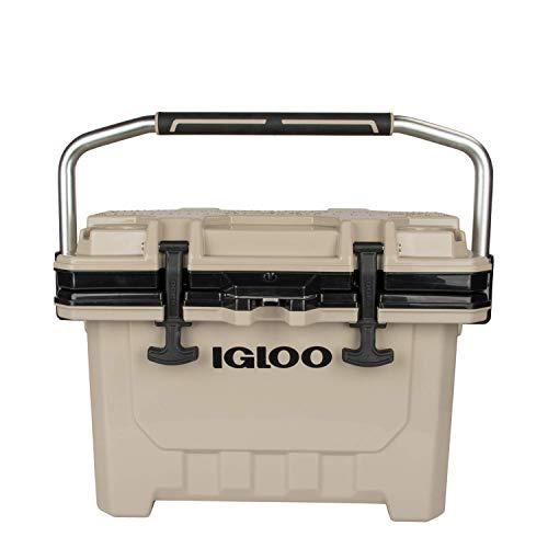 Igloo 00049857 Imx 24 Rb Tan, Black, Rb Tan, Alum