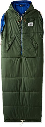 Poler Men's The Reversible Napsack Wearable Sleeping Bag