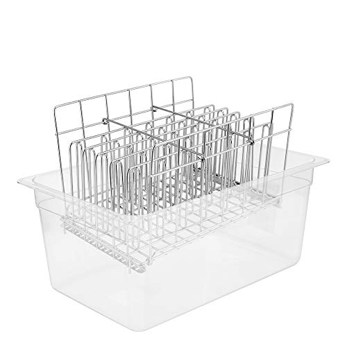 Large Sous Vide Rack 18 qt 20 qt 26 qt for Most Sous Vide Containers...
