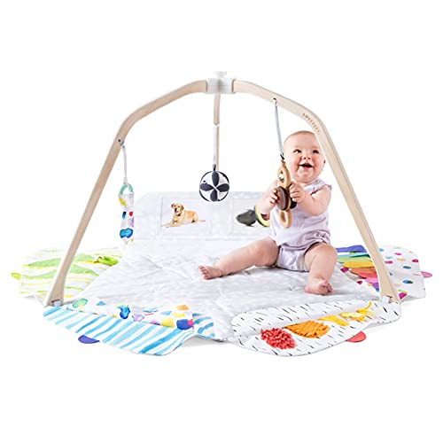 The Play Gym by Lovevery | Stage-Based Developmental Activity Gym &...