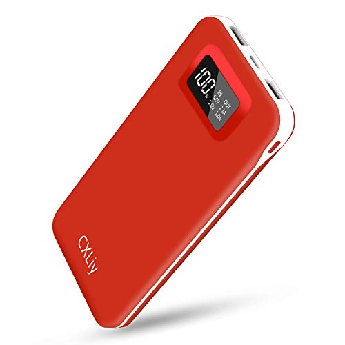 CXLiy Portable Charger 24000mAh Power Bank, Cell Phone Charger with...