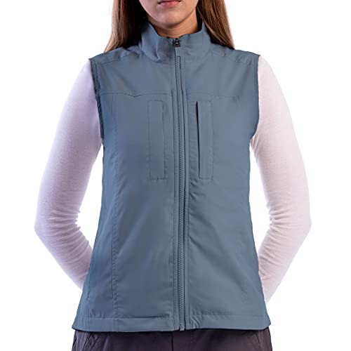 SCOTTeVEST Women's Featherweight Travel Vest | 16 Pockets |...