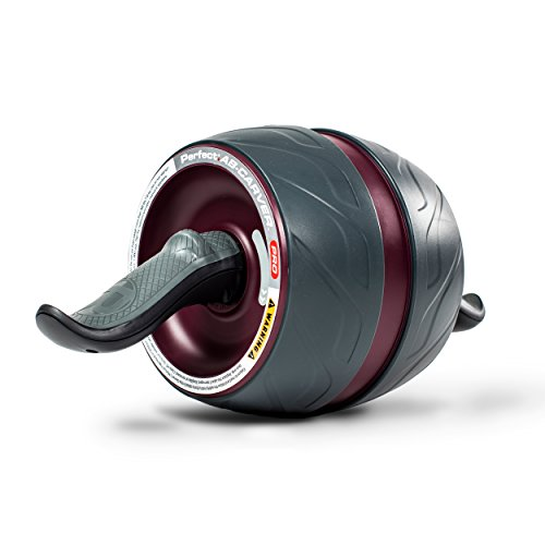 Perfect Fitness Ab Carver Pro Roller Wheel With Built In Spring...