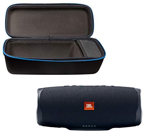 JBL Charge 4 Portable Waterproof Wireless Bluetooth Speaker Bundle...