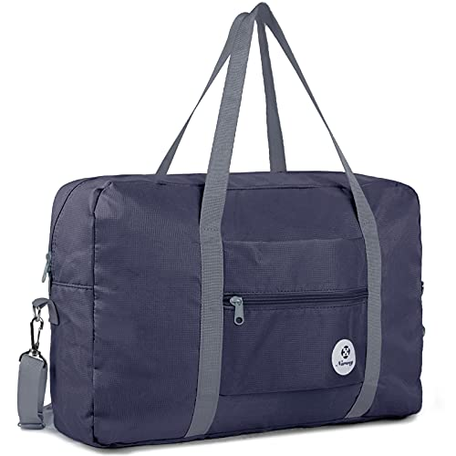 For Spirit Airlines Foldable Travel Duffel Bag Tote Carry on Luggage...