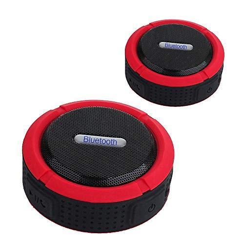 Mini Bluetooth Waterproof Shower Portable Speakers HD Sound. Wireless...