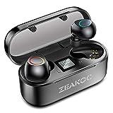 ZEAKOC True Wireless Earbuds TWS Stereo Bluetooth 5.0 Headphones with...
