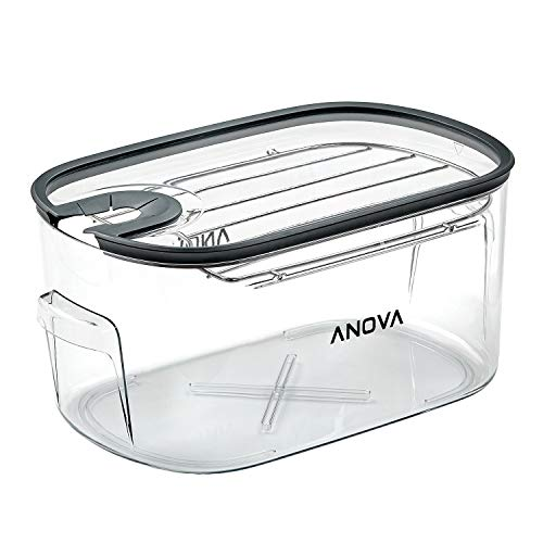 Anova Culinary ANTC01 Sous Vide Cooker Cooking container, Holds Up to...