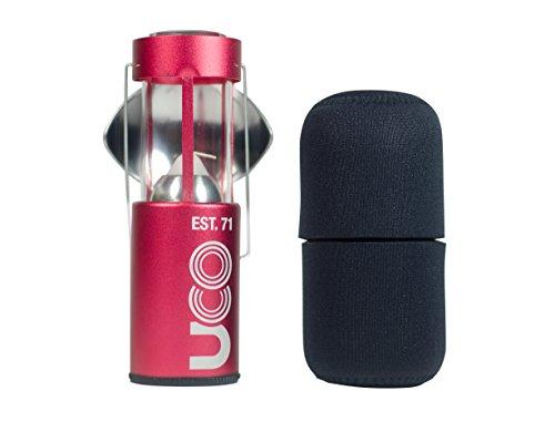 UCO Anodized Original Candle Lantern Kit (Red)
