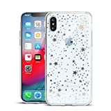Clouds Compatible iPhone XR Clear Case/iPhone XR Case for Girls...