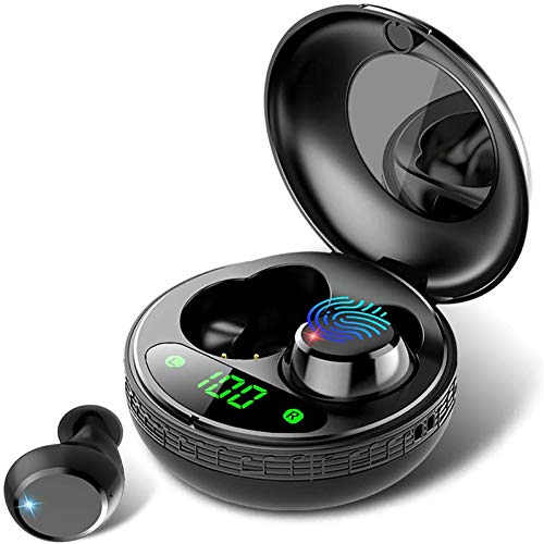 MuGo Wireless Earbuds, Bluetooth Headphones Wireless Earphones with...