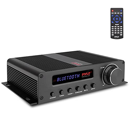 Wireless Bluetooth Home Audio Amplifier - 100W 5 Channel Home Theater...