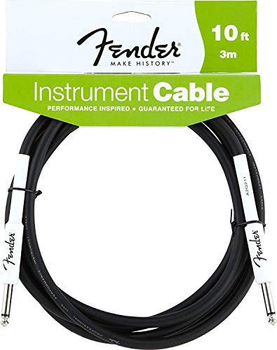Fender Performance Series Instrument Cables (1/4 Straight-to-Straight)...