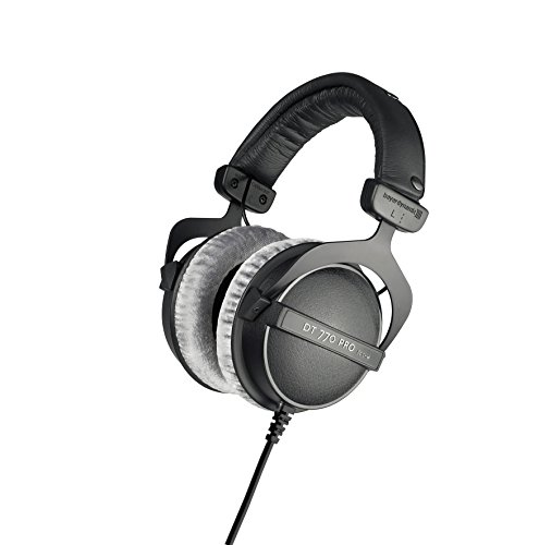 beyerdynamic DT 770 PRO 80 Ohm Over-Ear Studio Headphones in Gray....