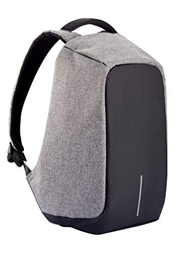 XD Design Bobby Original Anti-Theft Laptop USB Backpack Grey (Unisex...