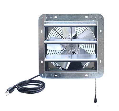 iLIVING ILG8SF10V-T, 10 inch Shutter Exhaust Attic Garage Grow,...