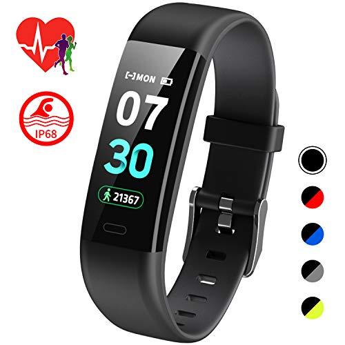 Mgaolo Fitness Tracker HR,Activity Tracker IP68 Waterproof Smart Watch...