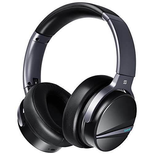 Active Noise Cancelling Headphones - SHIVR 3D Immersive Audio Wireless...