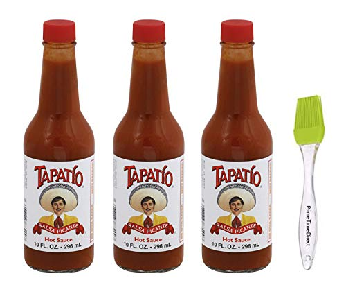 Tapatio Picante Hot Sauce Bundled with PrimeTime Direct Silicon...
