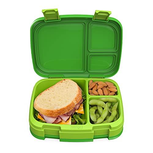 Bentgo Fresh – Leak-Proof, Versatile 4-Compartment Bento-Style Lunch...