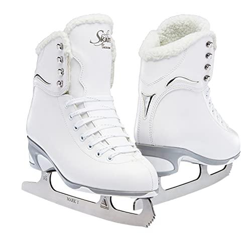 Jackson Ultima SoftSkate Womens/Girls Figure Ice Skates Color:...