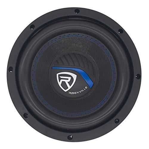 Rockville K5 W8K5S4 8' 800w 4 Ohm Car Audio Subwoofer Sub 200w RMS CEA...