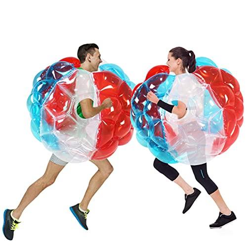 SUNSHINE-MALL Inflatable Bubble Balls for Adult ,Buddy Bumper Balls...