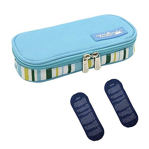 Apollo walker Insulin Cooler Travel Case Diabetic Medication Cooler...