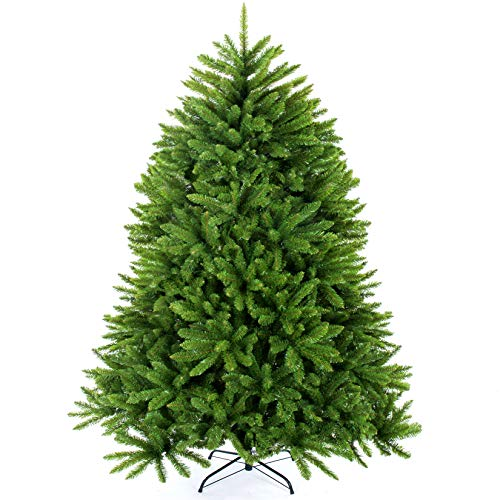 Artificial Christmas Trees,Dunhill Fir Tree,Green 5/6/7 FT