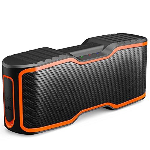 AOMAIS Sport II Portable Wireless Bluetooth Speakers 20W Bass Sound,...