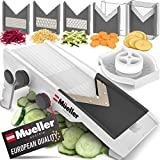 Mueller Austria Multi Blade Adjustable Mandoline Cheese/Vegetable...