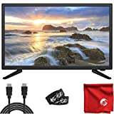 Sansui 24-Inch 720p HD LED Smart TV (S24P28DN) with Built-in HDMI,...