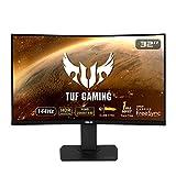"Asus TUF Gaming VG32VQ 32"" Curved Gaming Monitor FreeSync HDR Elmb..."