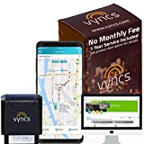 VYNCS Premium: No Monthly Fees GPS Tracker OBD 3G Vehicle GPS...