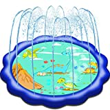 Neteast Outdoor Sprinkler Toys for 1 2 3 4 5 6 7 Year Old Kids and...