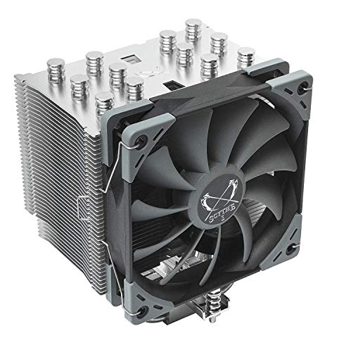 Scythe Mugen 5 Rev.B CPU Air Cooler, 120mm Single Tower, Intel...