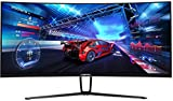 Sceptre 35 Inch Curved UltraWide 21: 9 LED Creative Monitor QHD...
