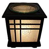 Coo Candle Electric Candle Wax Melt Warmer or Oil Burner Lamp Combo -...